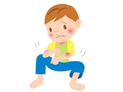 アトピー性皮膚炎のスキンケア